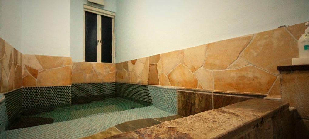 「大薬王樹」枇杷の葉風呂やってます☆